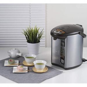 Zojirushi CD-WCC30 微电脑控制热水保温壶 3升 银色 @Amazon