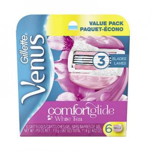 Gillette Venus 女士剃毛刀替换刀头 多款促销
