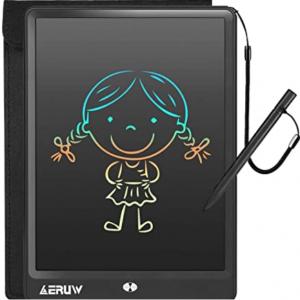 Amazon - ERUW LCD书写板 带外壳保护套,5折