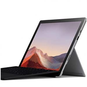 Amazon - Surface Pro 7 (10代i5, 8GB, 128GB) + 官方键盘保护套,直降$240.99