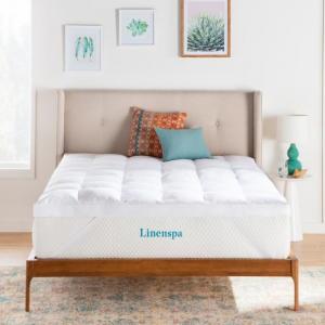 Home Depot 精选床垫,卧室家具和床上用品大促热卖